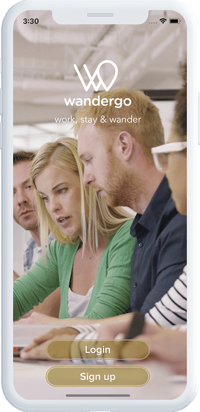 Wandergo Screen